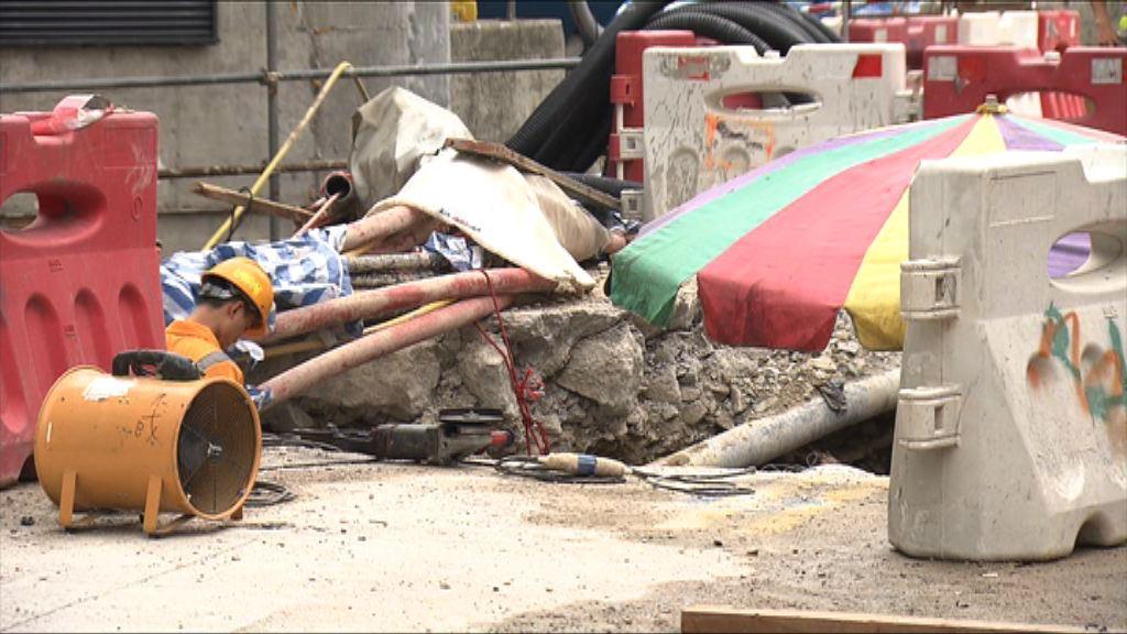 九龍城區議會下周開會討論土瓜灣站沉降