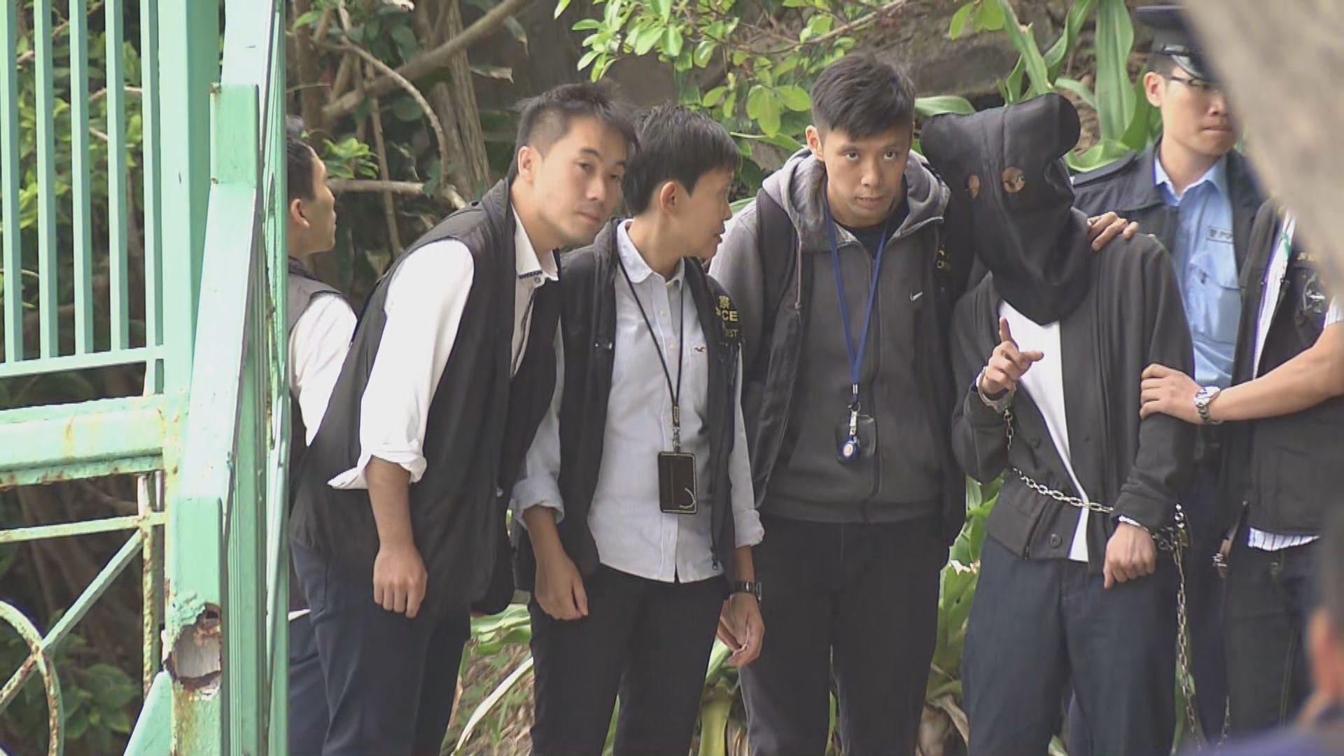 香港仔海面男屍案 被捕男子被押解重組案情