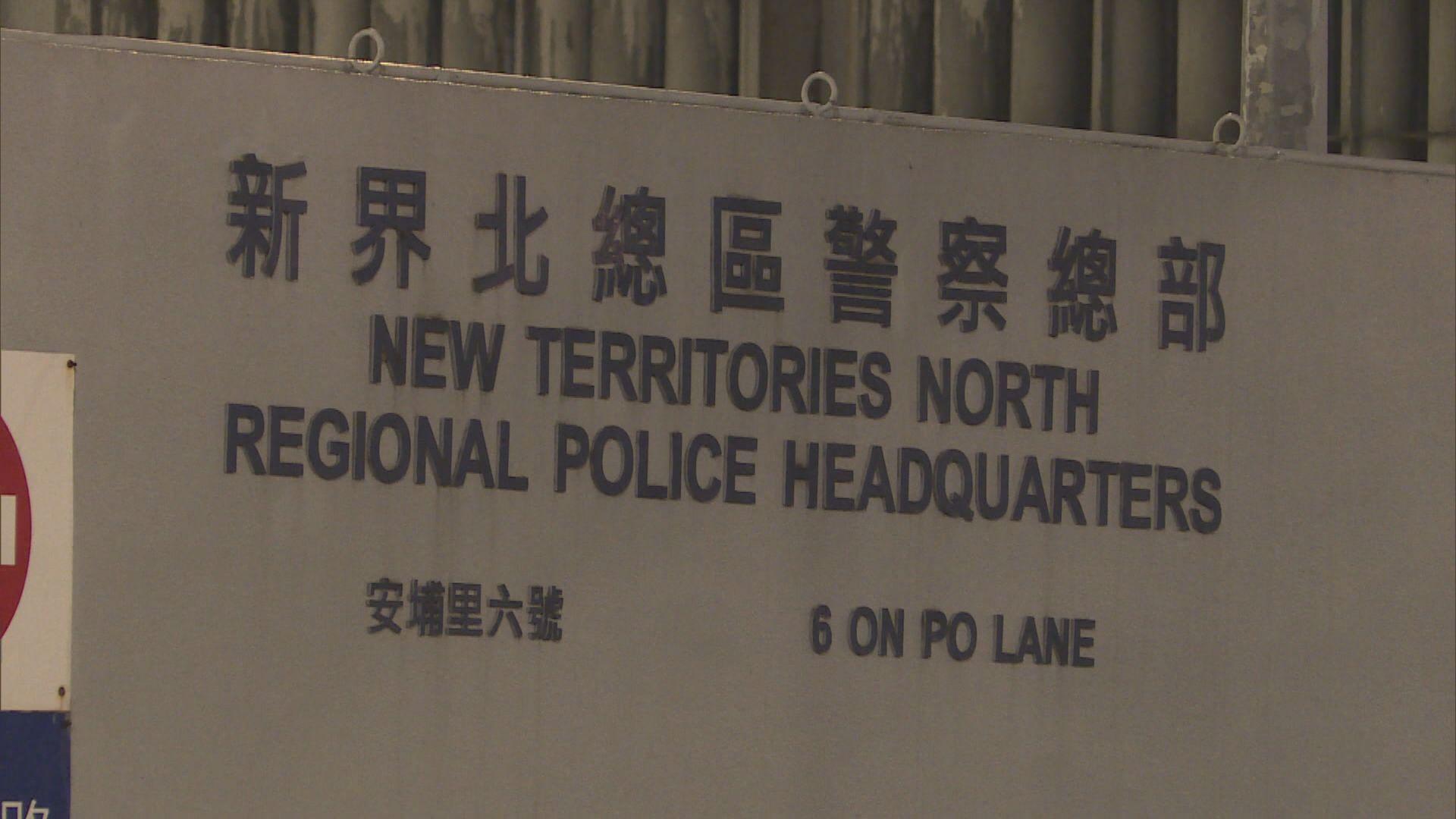 上水食環工被磚頭擊中死亡案警拘五男女