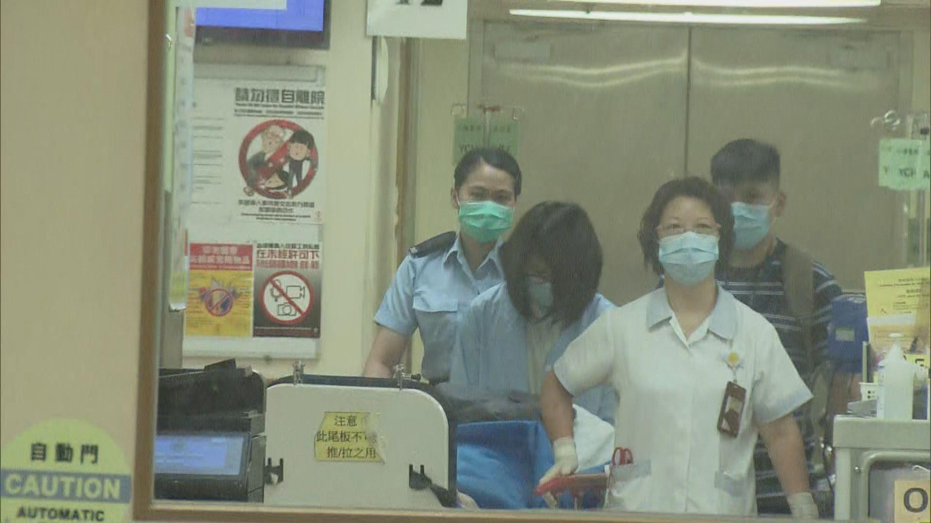葵涌邨男子頸纏膠帶亡 警拘其母涉謀殺