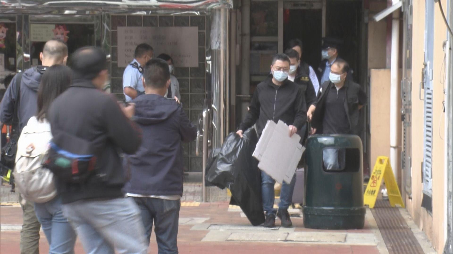 葵涌麗瑤邨老翁頭中刀死亡 疑有精神問題妻子被捕