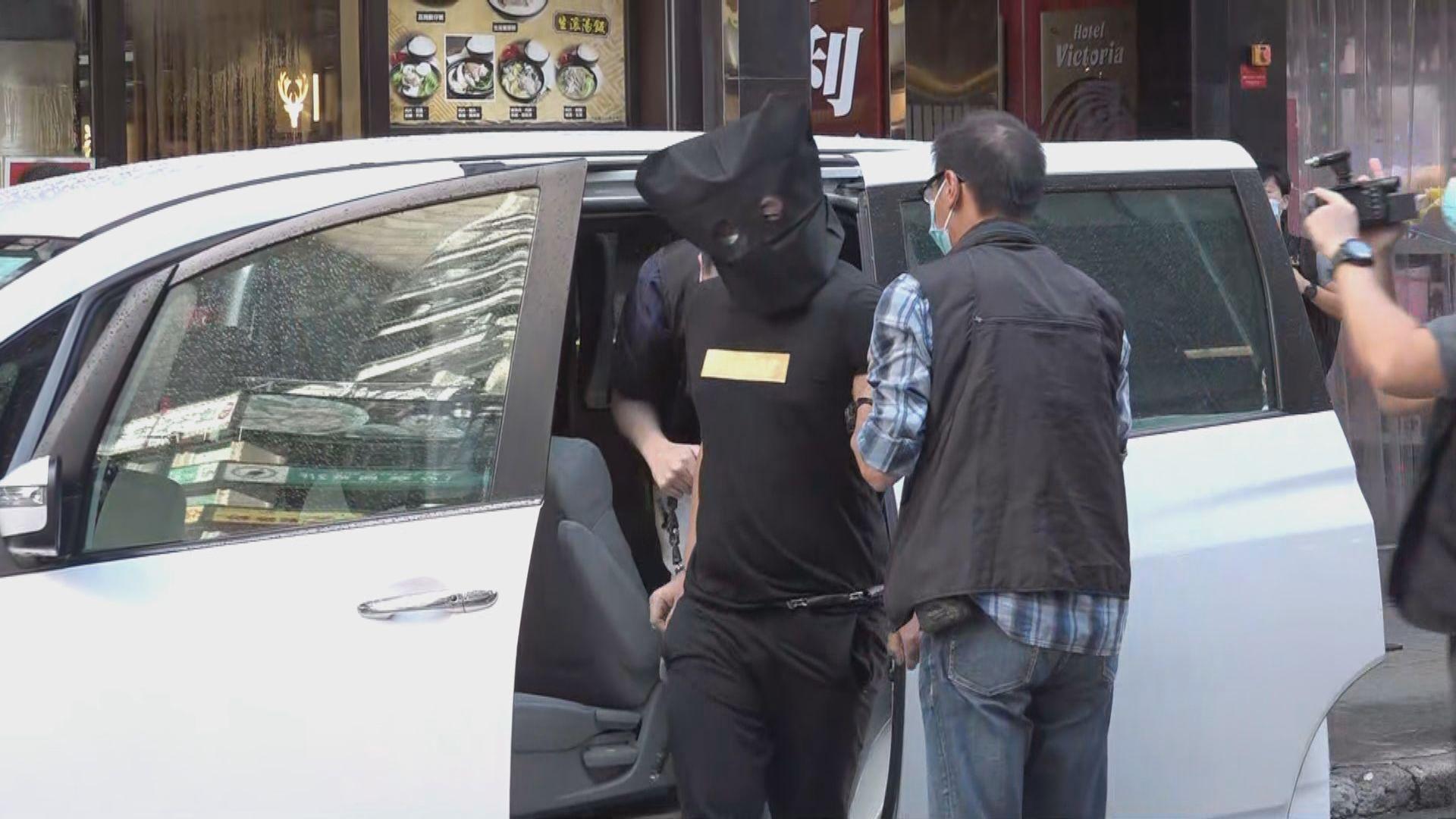 警方拘兩人涉嫌周六旺角謀殺44歲男子