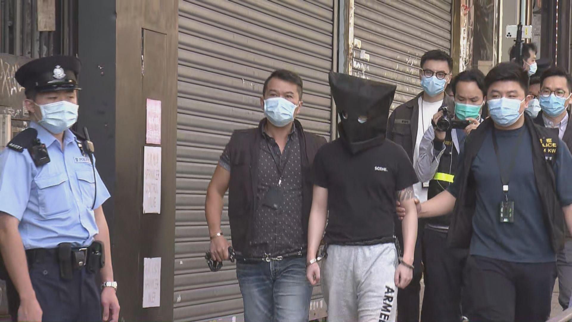 尖沙咀酒吧謀殺案至今四人被捕 警方重組案情