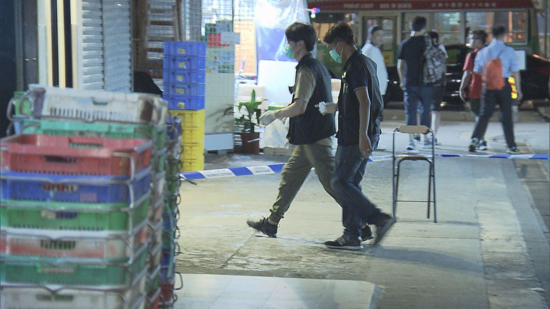 元朗17歲青年遇襲中刀亡 警列謀殺案