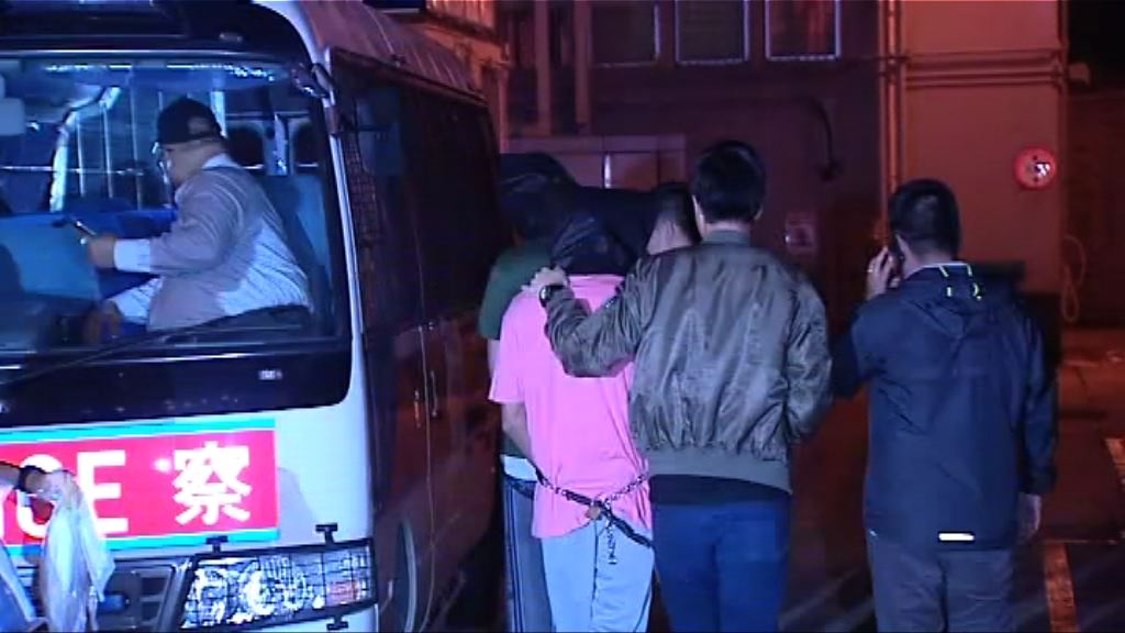 牛頭角道謀殺案再多四人被捕