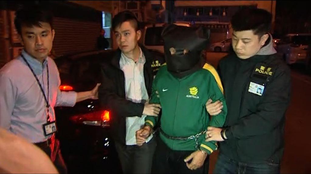 沙田謀殺案 警拘捕一名男子