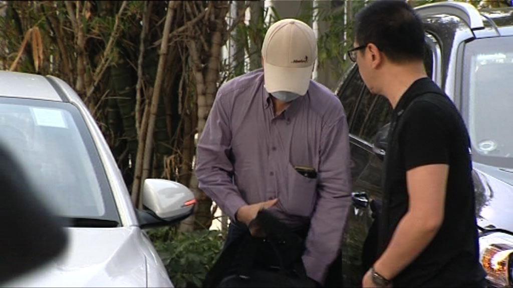 台灣遇害香港女子家屬到殮房認屍