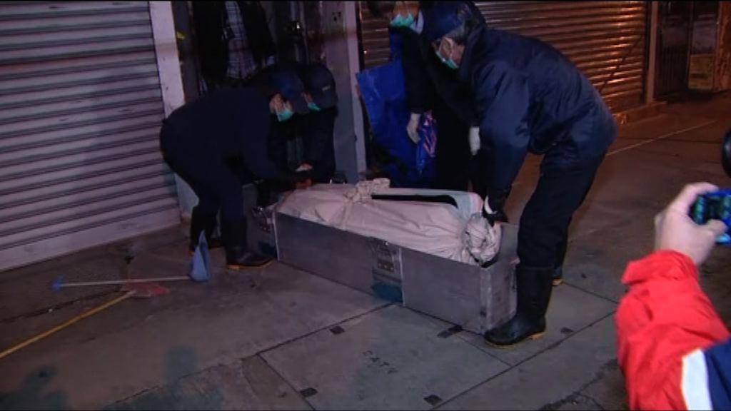 旺角唐樓謀殺案 12歲女童遇害遭肢解