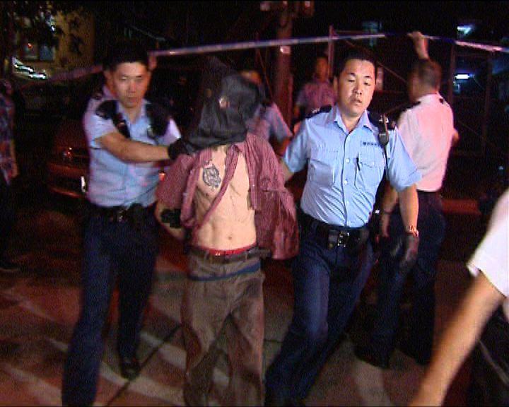 上水男子遇襲死亡警方拘捕一人