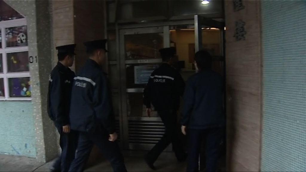 大埔女子懷疑遇襲死亡警拘一男