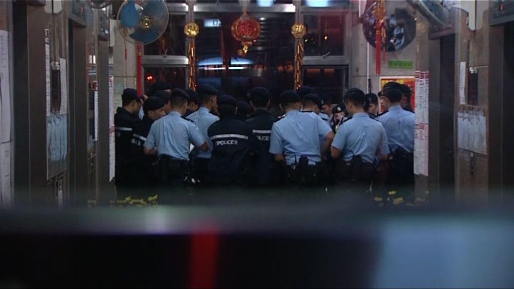 將軍澳女子倒斃單位 警方封鎖大廈調查