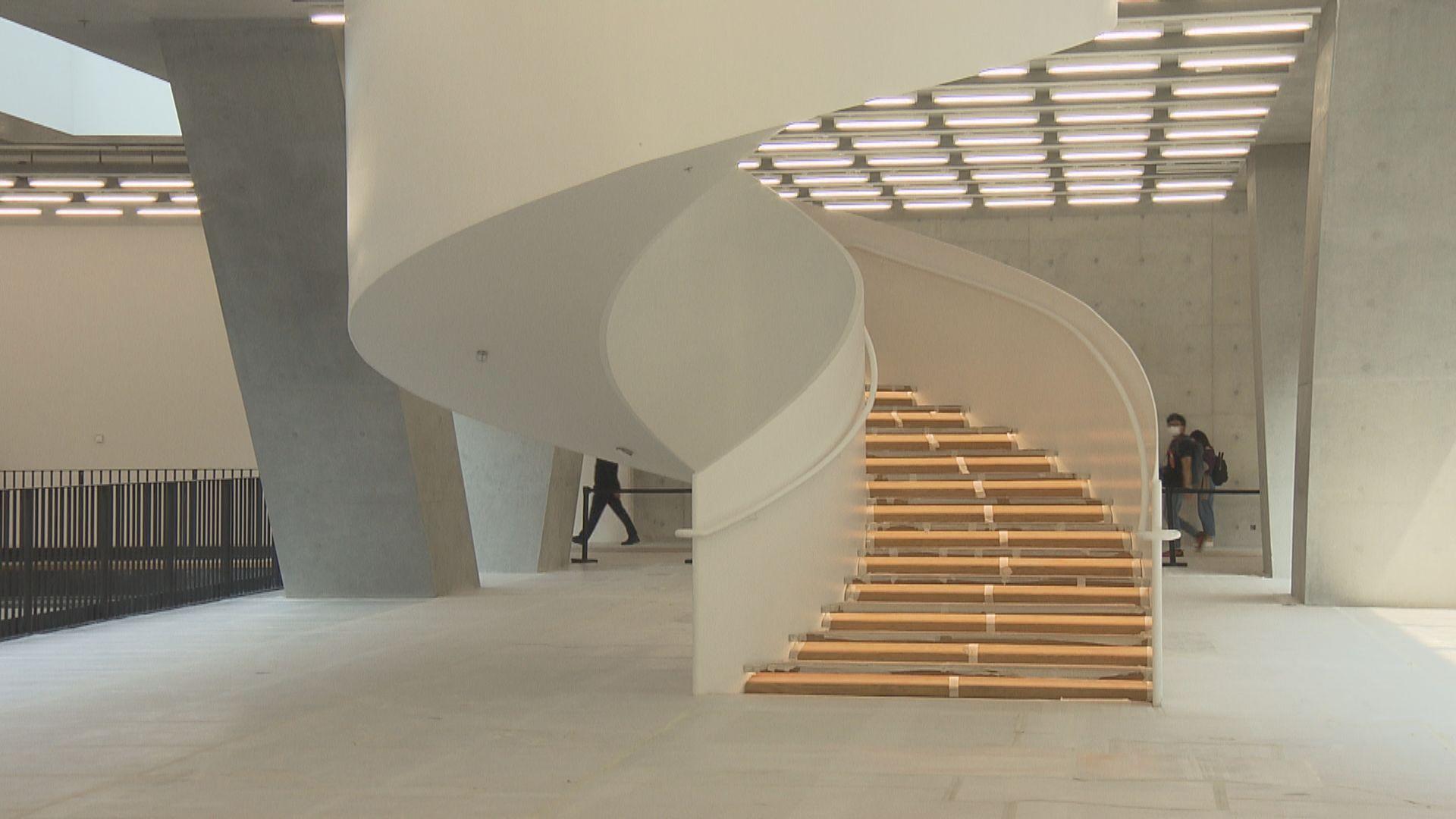 M+博物館11月12日正式開放 港人首年免費入場