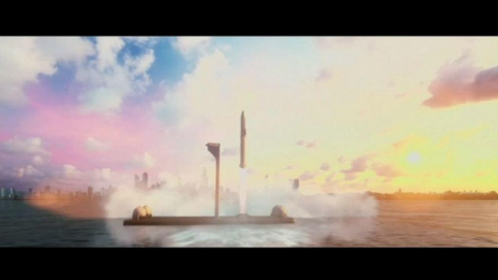 SpaceX擬七年後展開載人火星任務