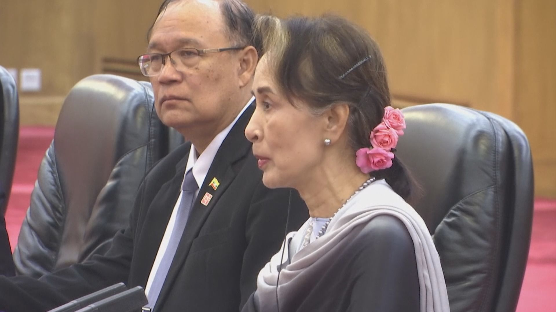 緬甸軍方晤臨時總統敏瑞後發聲明 承諾舉行公平選舉