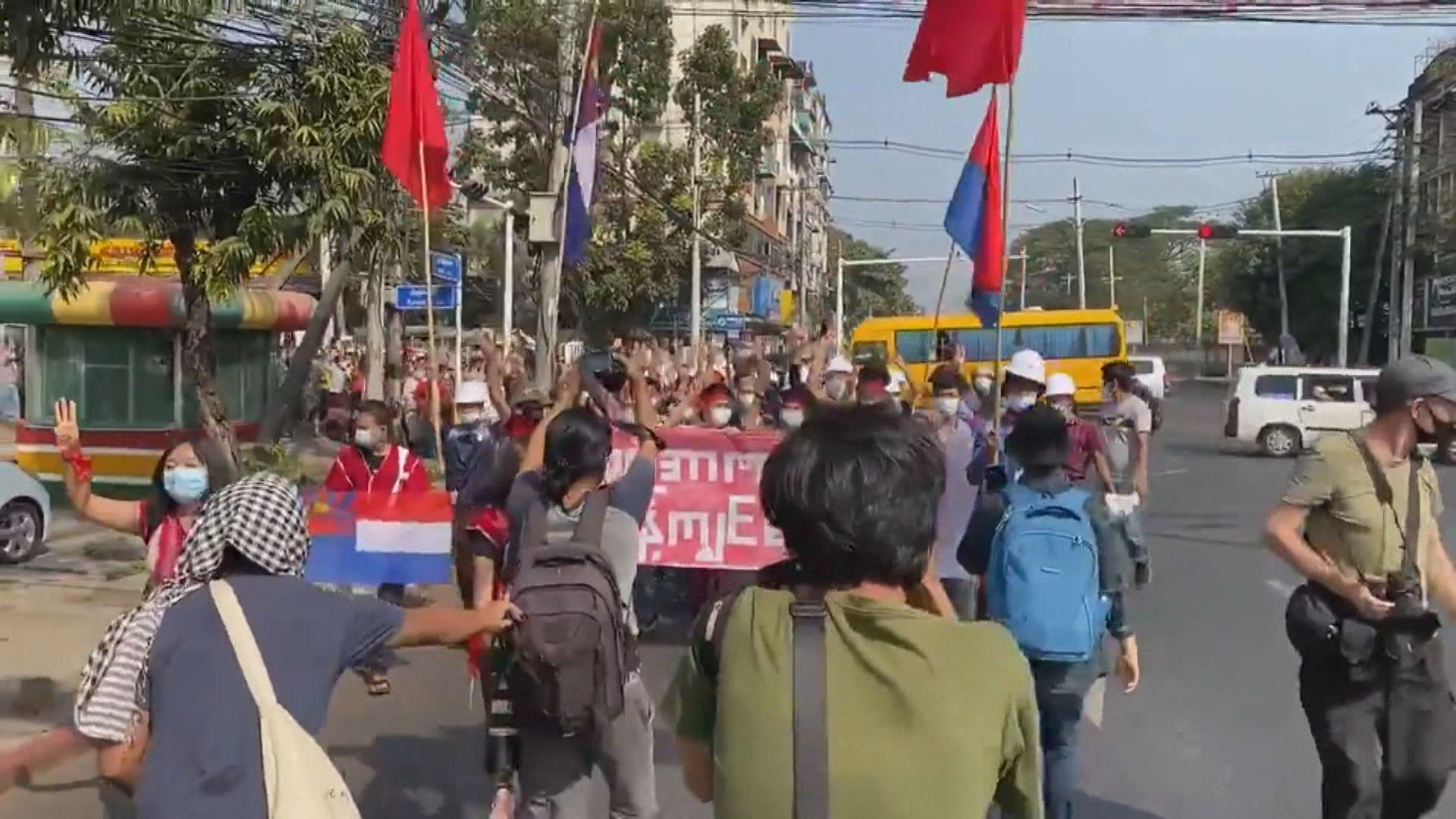 監察組織:緬甸互聯網流量大減 料正實施全國封網