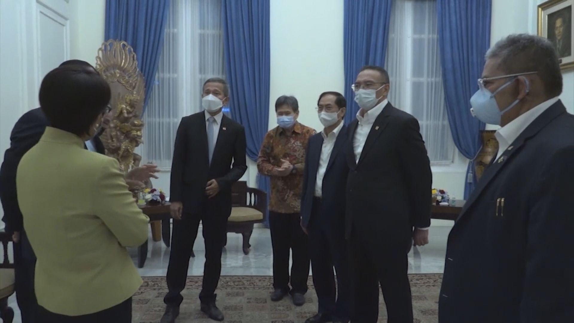 緬甸待局勢穩定後才考慮讓東盟特使到訪