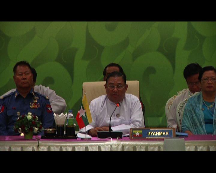 東盟外長促和平解決南海爭議