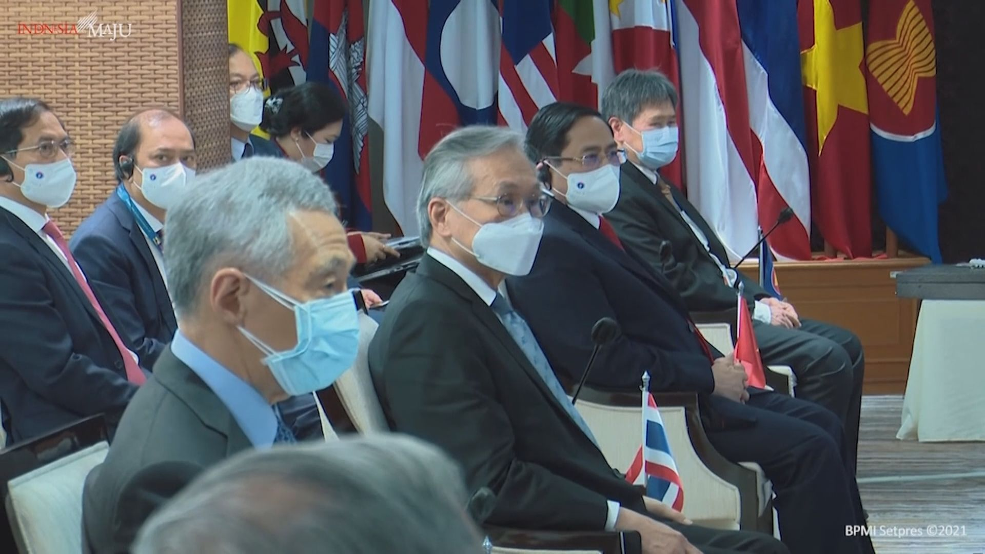 東盟邀緬甸非政治代表出席峰會 意味敏昂萊不能參與