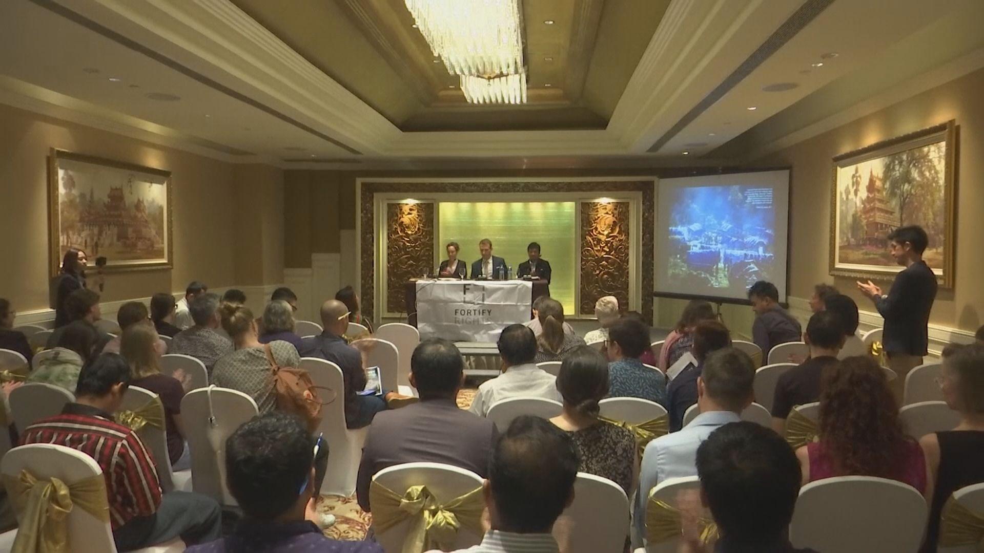 緬甸軍方被指妨礙人道物資運至克欽邦