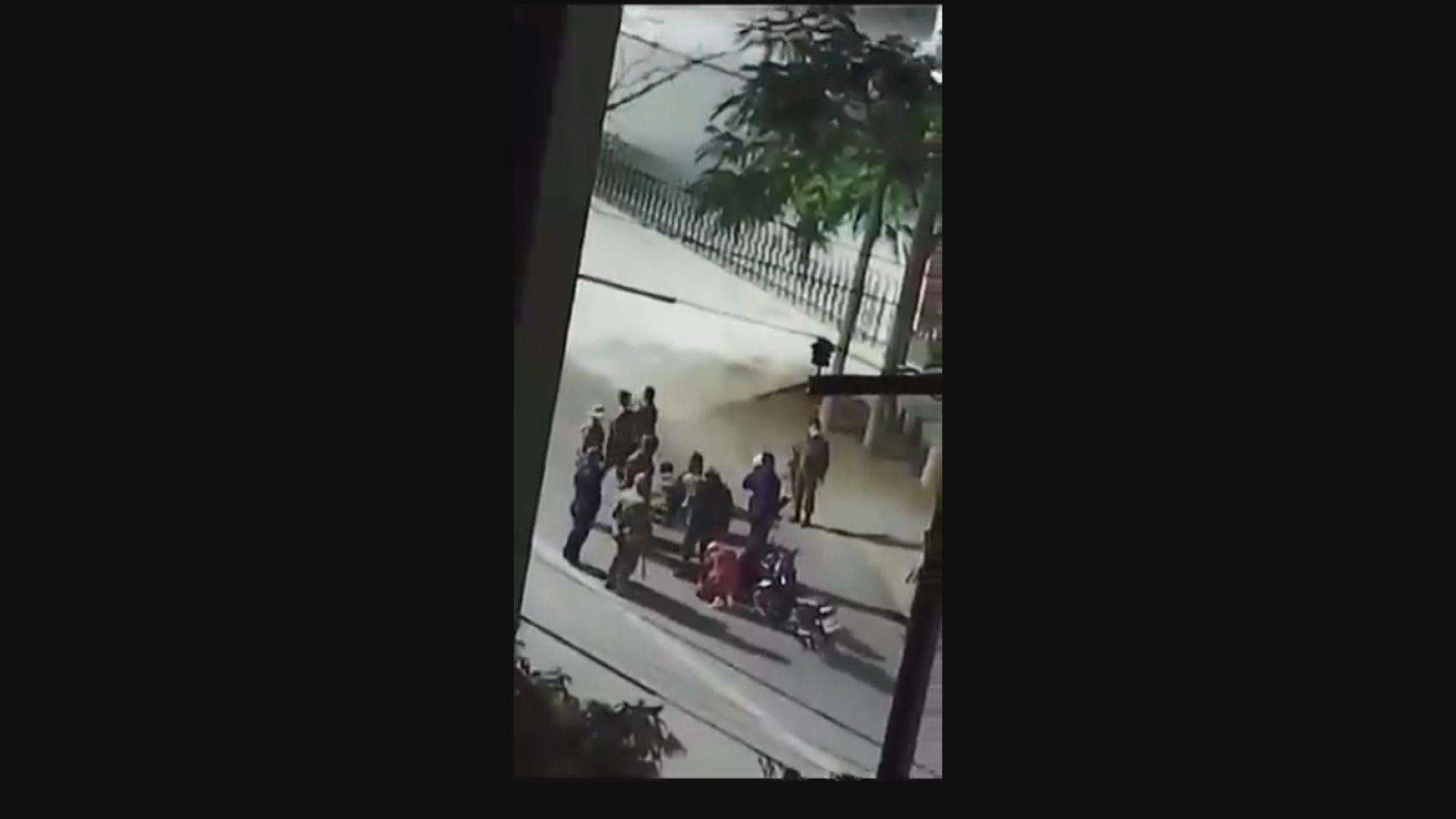 緬甸軍方連夜拘捕反對者 包括參與公民抗命運動醫生