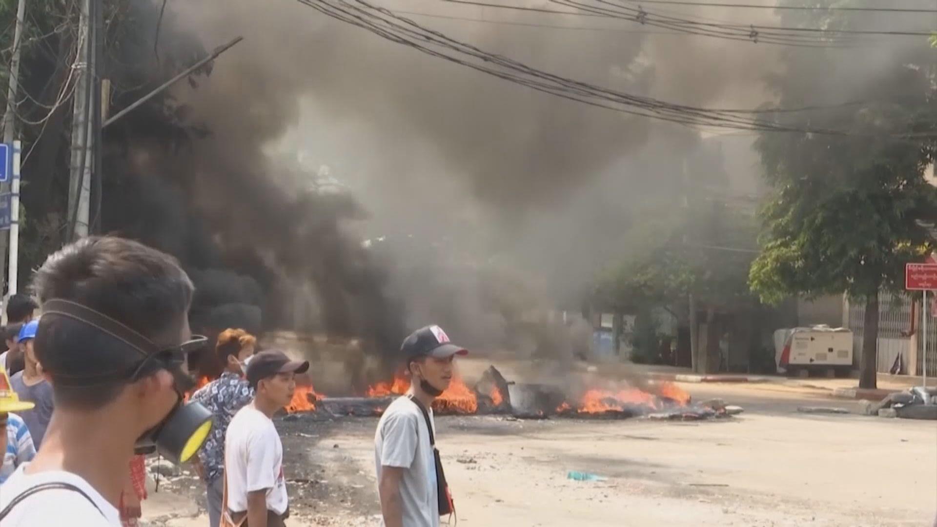 緬甸台資工廠被破壞 當局籲廠房標明台灣企業以資識別
