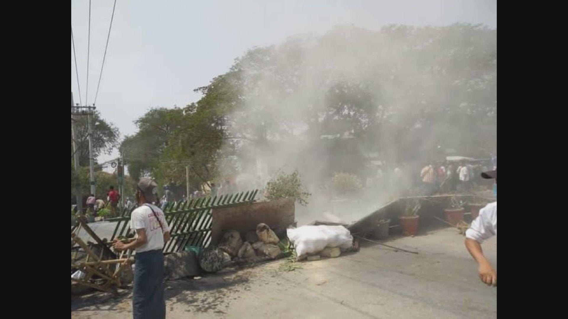 據報中方已下令國企撤走在緬甸非必要工作人員
