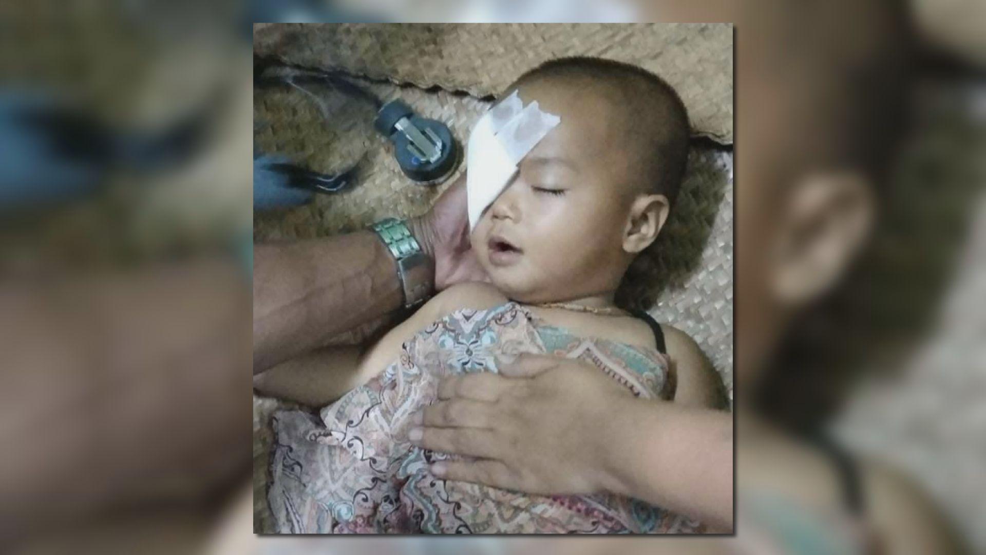 緬甸軍方開槍鎮壓示威 近百人中槍亡