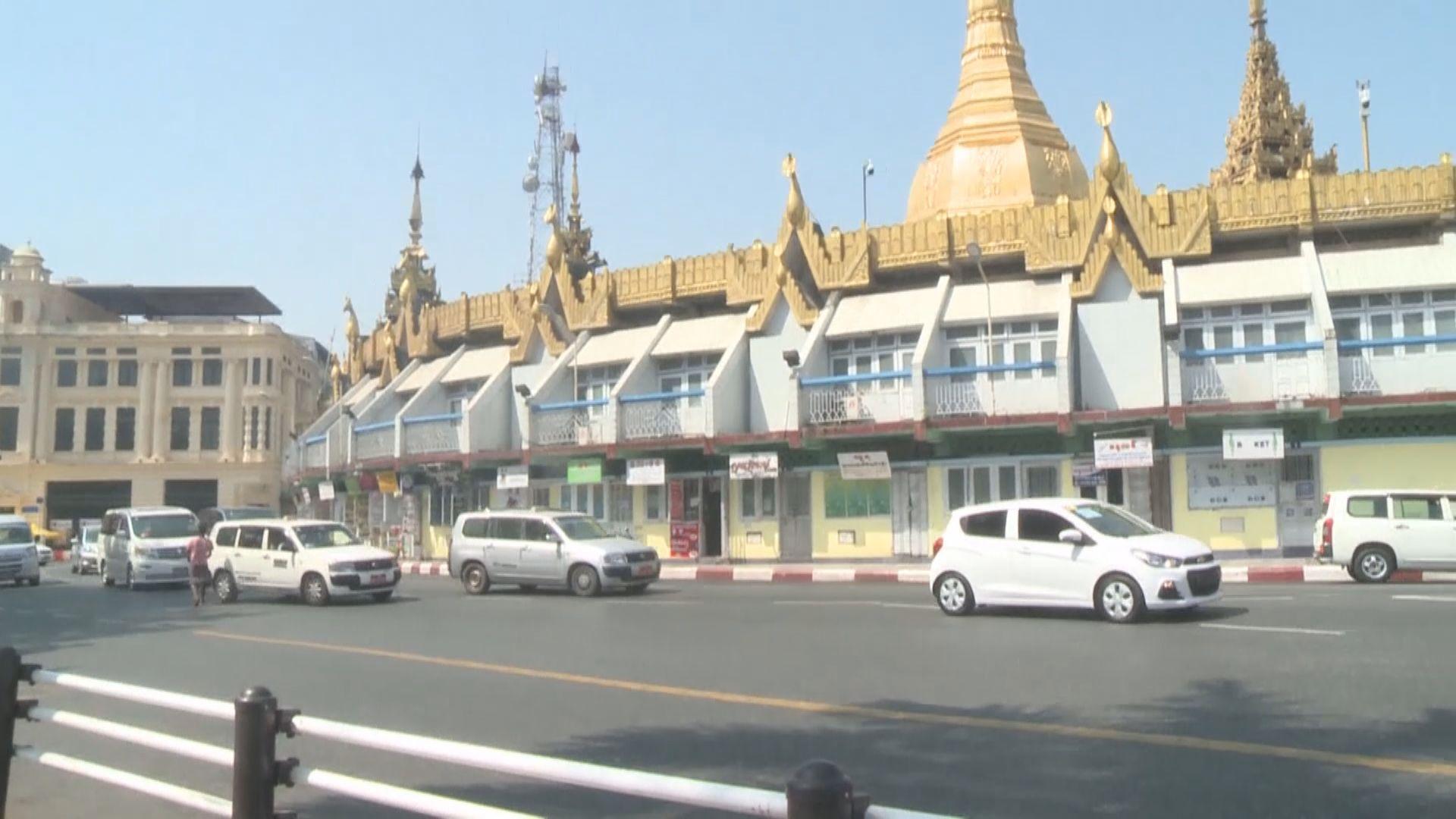 緬甸重申軍方將在多黨選舉後移交政權