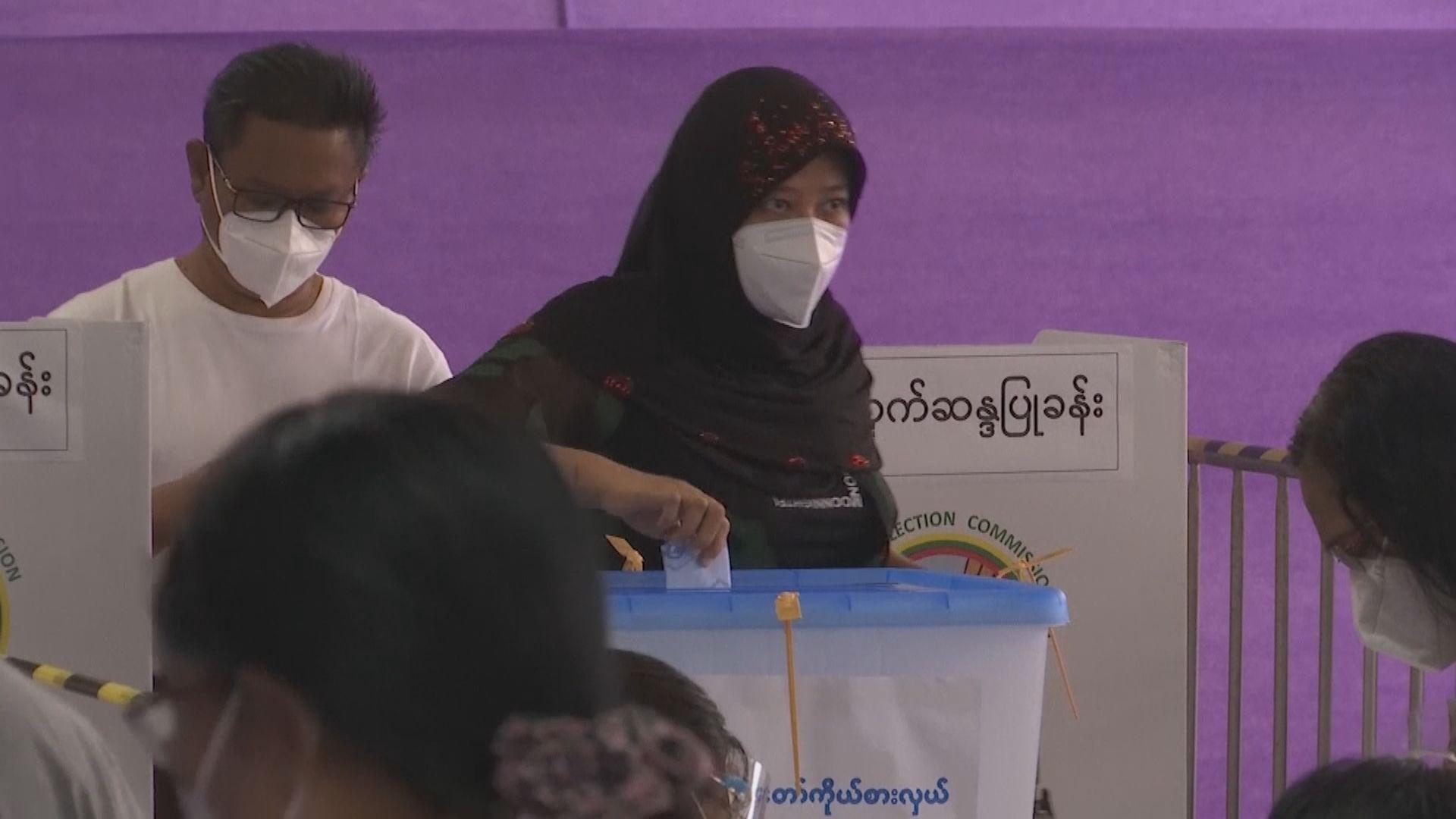 緬甸軍方拒承認大選結果引來政變憂慮