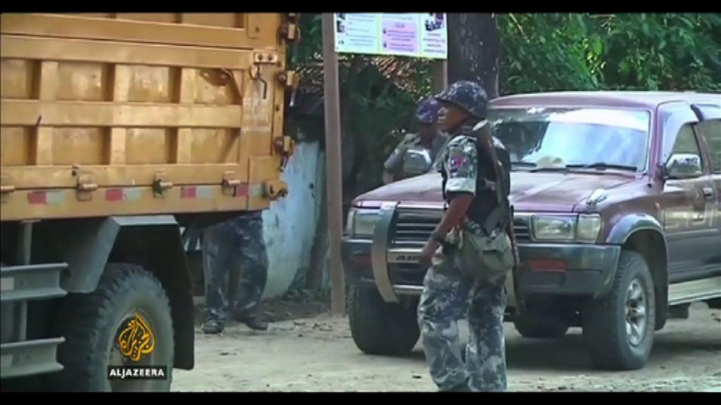 國際特赦組織指摘緬甸軍方掩飾真相