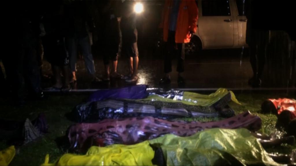 緬甸羅興亞難民船翻沉多人溺斃