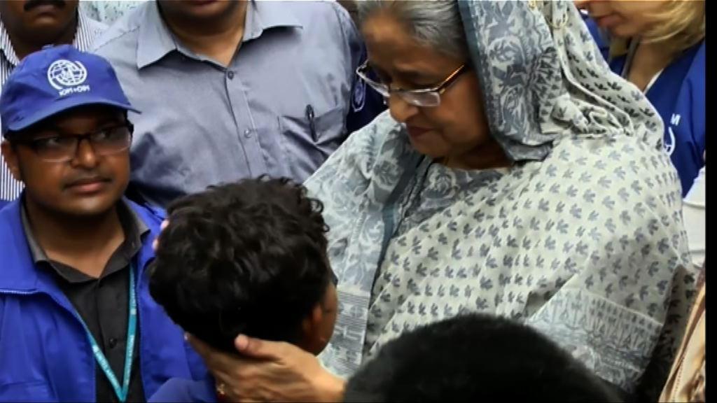孟國總理促緬甸讓羅興亞難民回國