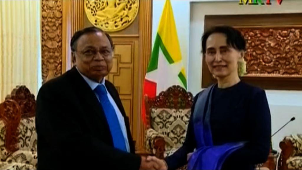 緬甸冀兩個月內開展遣返羅興亞人行動