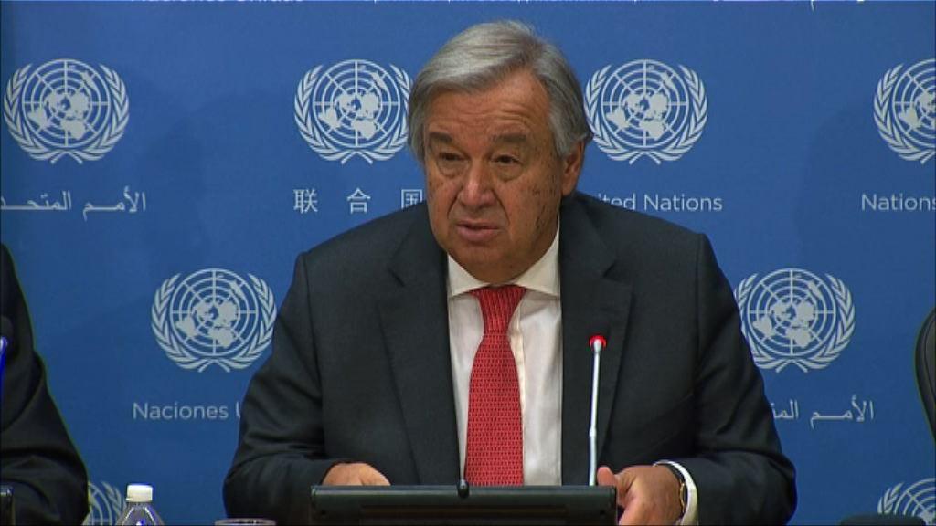 聯合國秘書長指緬甸在若開邦進行種族清洗