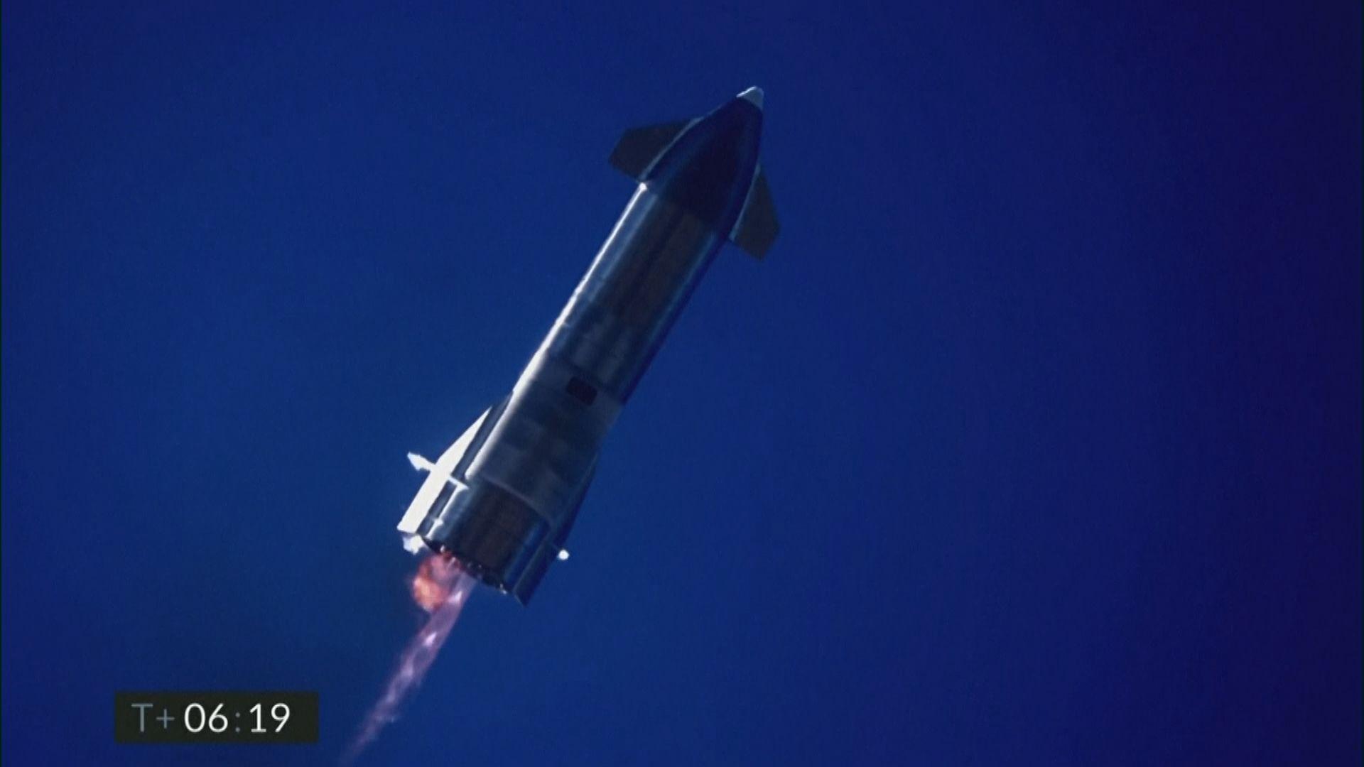 SpaceX奪得太空總署載人登月合約