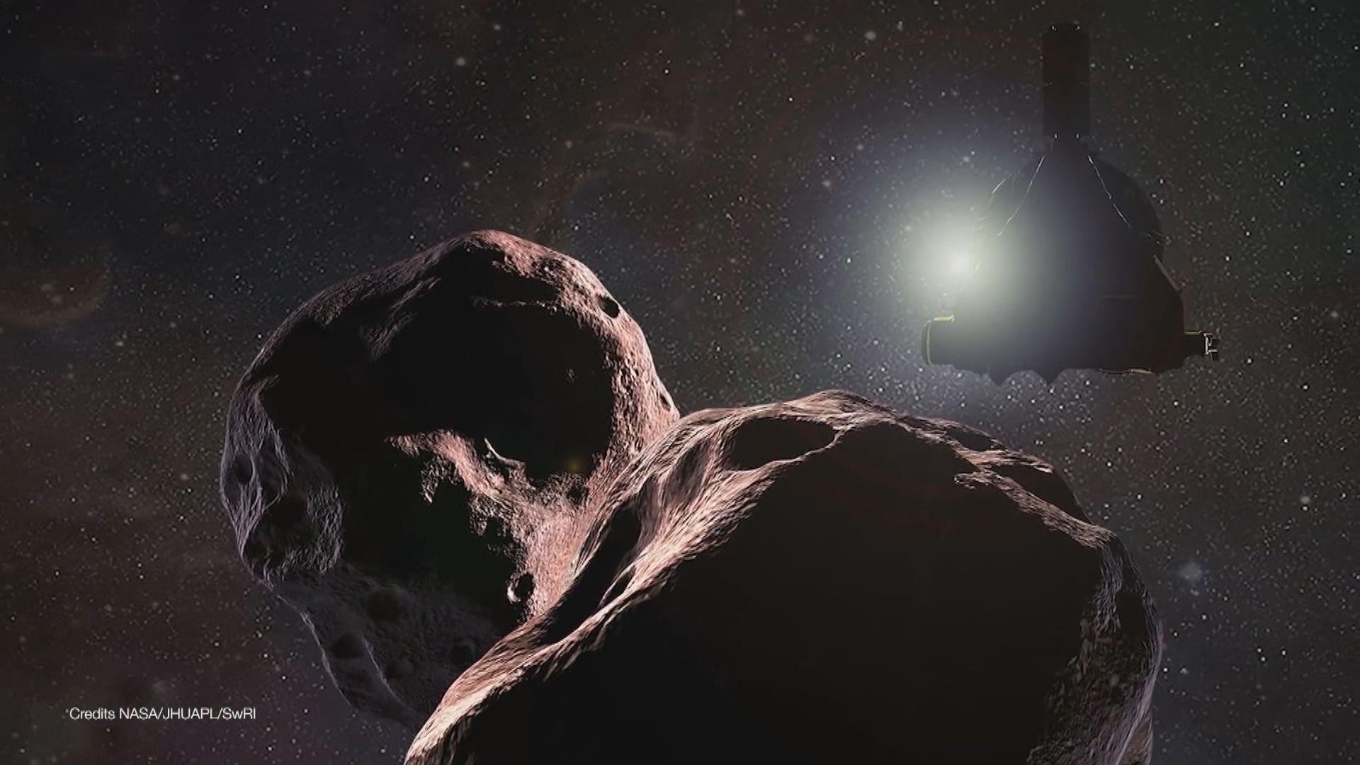 新視野號將在元旦飛越史上最遙遠小行星