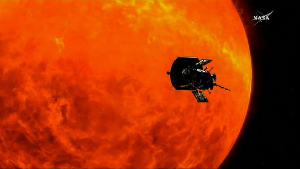 料太陽探測器最快十一月進入太陽軌道