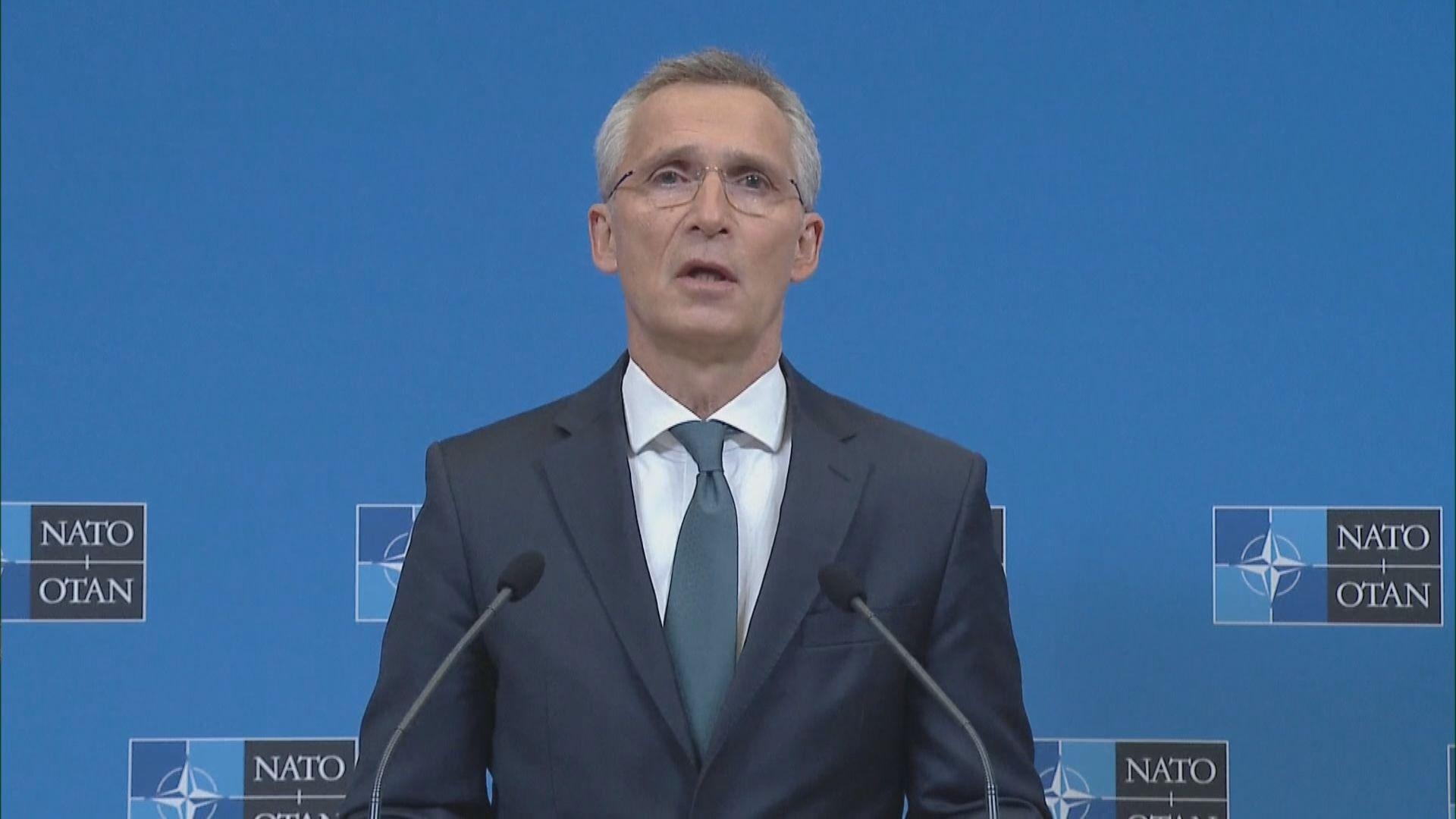 北約秘書長:中國崛起對北約帶來嚴峻挑戰