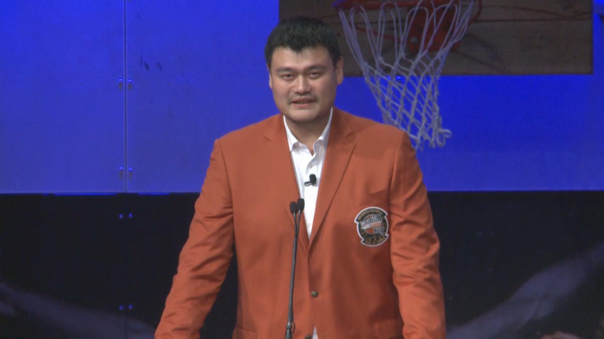 美媒:姚明或是NBA和中國修復關係的橋樑