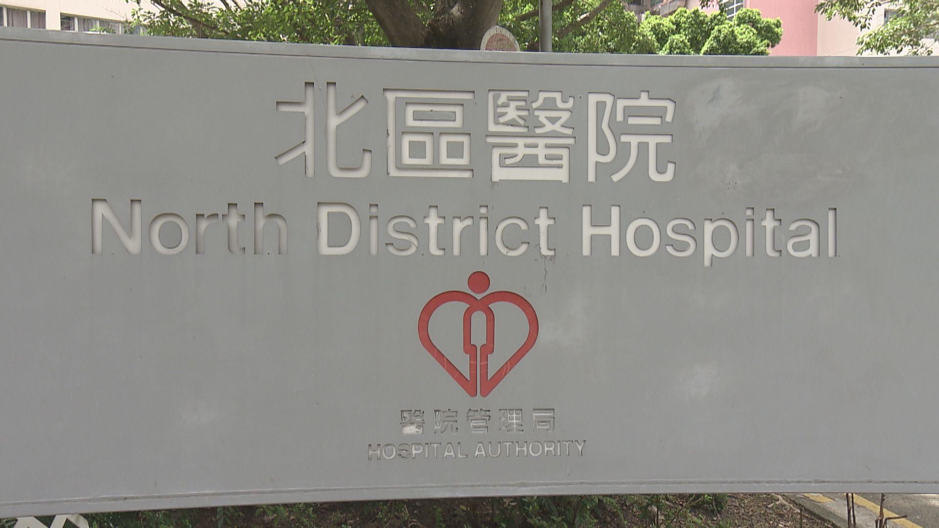 北區醫院隔離病房負壓系統過去一周兩度發生故障