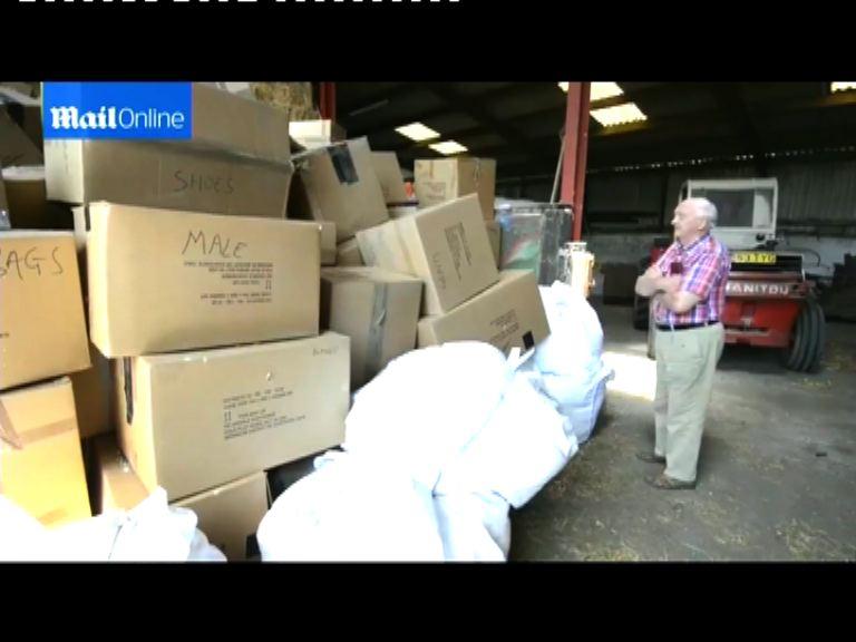 尼泊爾政府向救援物資徵三成稅