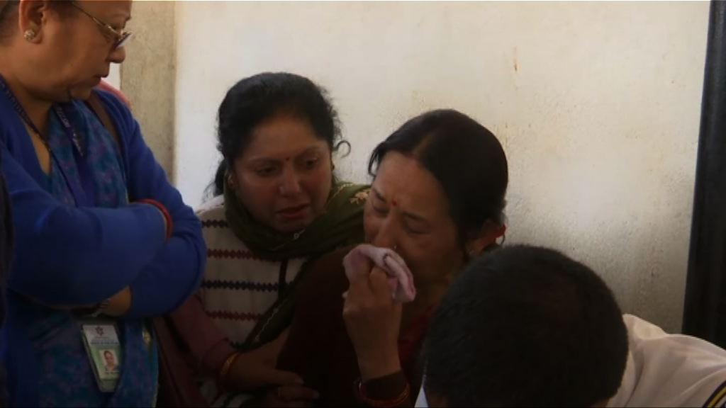 尼泊爾墜機事故49死 包括一名中國男子