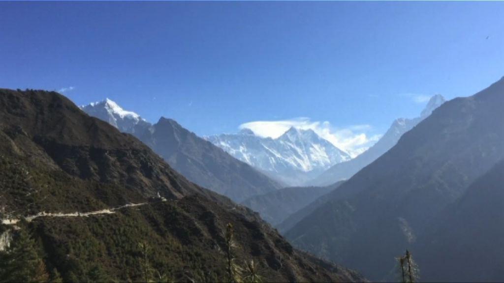 一港人疑因高山症於尼泊爾珠峰營地死亡