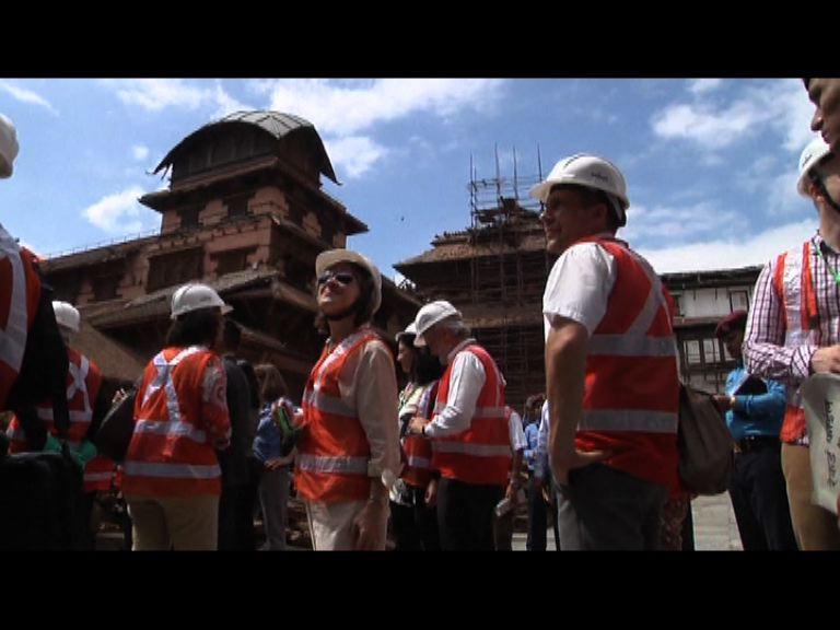多國代表出席尼泊爾地震重建會議