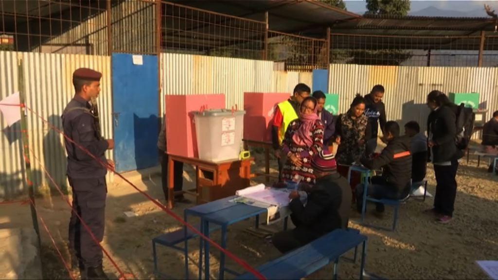 尼泊爾國會選舉有望穩定政局