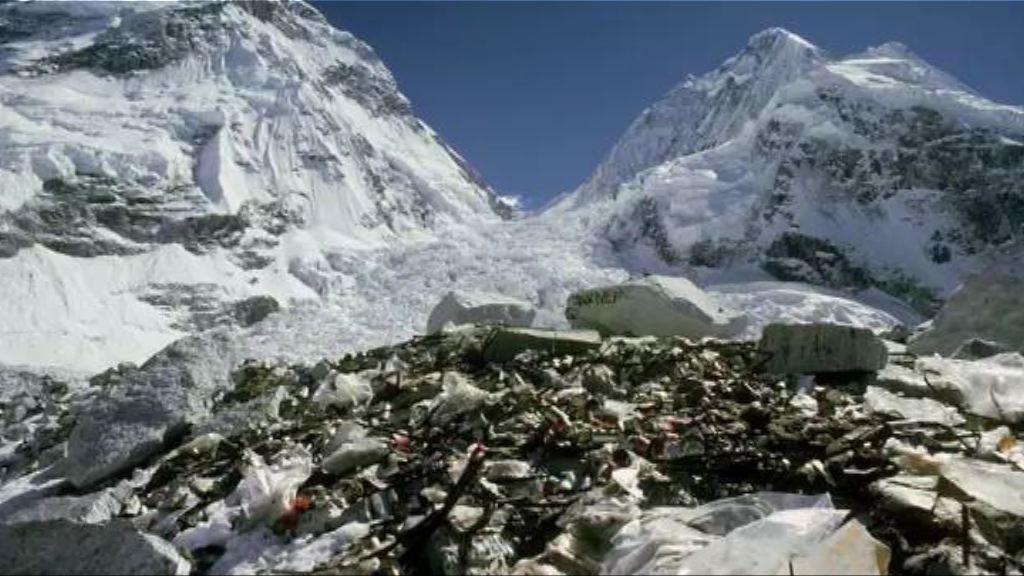 尼泊爾限制失明及殘疾人士登珠峰