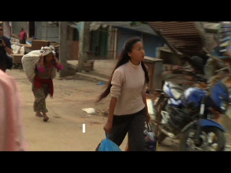 尼泊爾地震家園變危樓居民被逼遷離