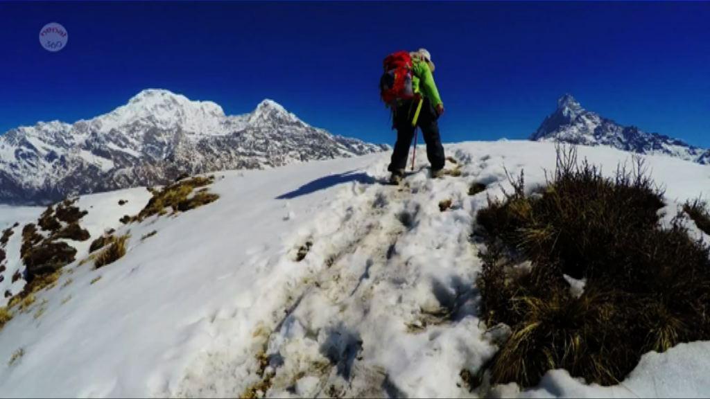 尼泊爾禁部分殘障人士及單獨攀珠峰