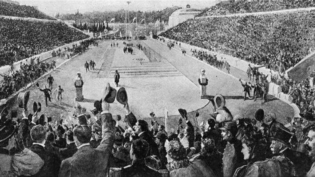 【新聞智庫】奧運會之演變