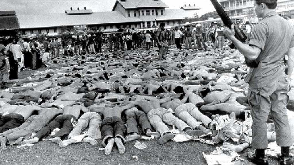 【新聞智庫】泰國「血腥星期三」大學屠殺